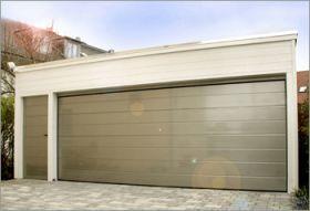 Fertiggarage die praktische alternative zum garagenbau for Geschlossener carport