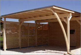 carport dach wer die wahl hat carport nachrichten neues zum thema carport und garagen. Black Bedroom Furniture Sets. Home Design Ideas