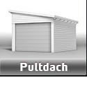 Pultdach Garage